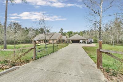 Magnolia Single Family Home For Sale: 7004 Evergreen Street