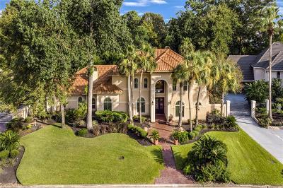 Kingwood Single Family Home For Sale: 1607 Scenic Shore Drive