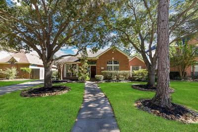 Houston TX Single Family Home For Sale: $325,000