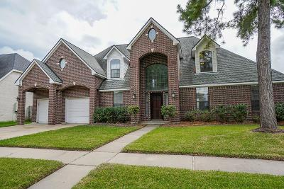 Katy Single Family Home For Sale: 20011 Lakespire Drive