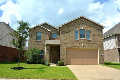 Katy Single Family Home For Sale: 25822 Westbourne Drive