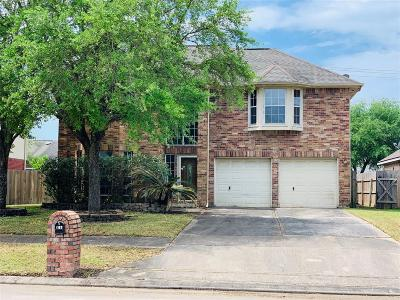 League City Single Family Home For Sale: 412 Stockbridge Lane
