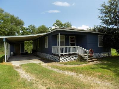 Liberty Single Family Home For Sale: 87 County Road 175 South Of Fm 160