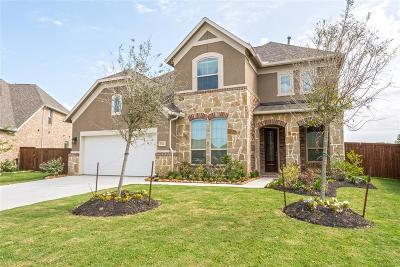 Katy Single Family Home For Sale: 1722 Quail Ridge