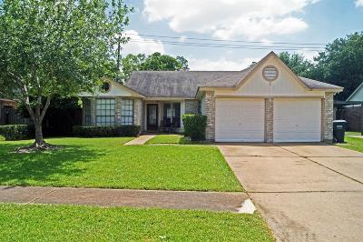 Stafford Single Family Home For Sale: 910 Canonero Street