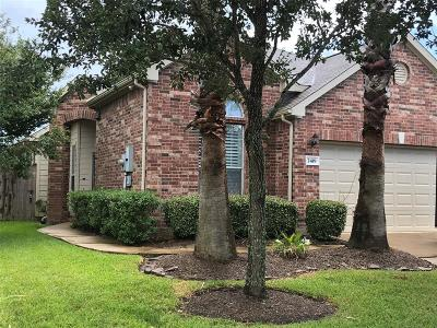 Pearland Single Family Home For Sale: 2419 Alamanni Drive