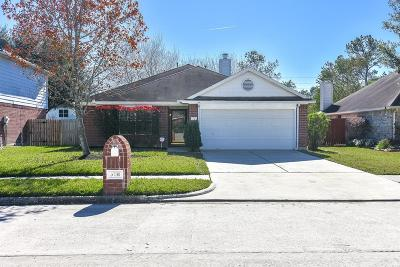 Spring Single Family Home For Sale: 3731 Oak Lace Drive