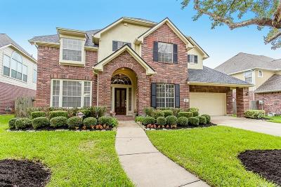 Sugar Land Single Family Home For Sale: 3911 Breaux Bridge Lane