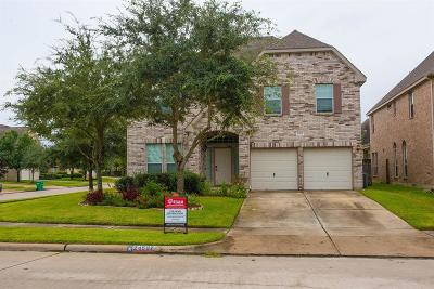 Katy Single Family Home For Sale: 24507 Red Bluff Trail