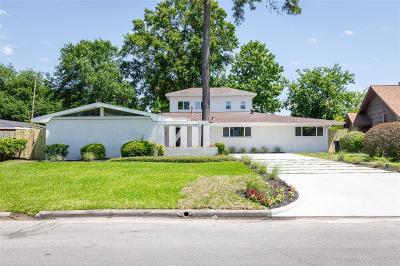 Houston Single Family Home For Sale: 4048 Fernwood Drive
