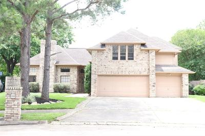 Pasadena Single Family Home For Sale: 4714 Royal Dornoch Drive