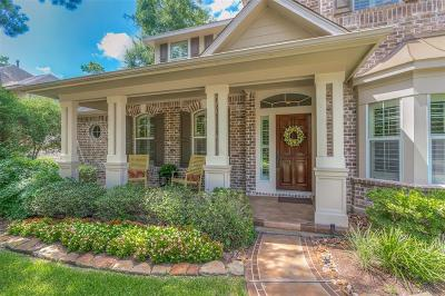 The Woodlands Single Family Home For Sale: 2 Longsford Circle