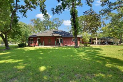 Crosby Single Family Home For Sale: 19422 Dallas Road