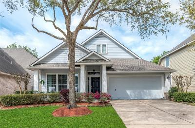 Seabrook Single Family Home For Sale: 1535 Pebble Banks Lane