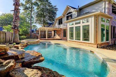 Cypress Single Family Home For Sale: 16203 Evergreen Lake Lane