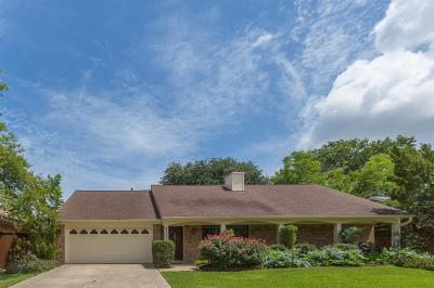 Seabrook Single Family Home For Sale: 2206 Willow Dell Drive