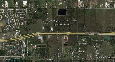Houston Residential Lots & Land For Sale: Mlk Blvd @ Sam Houston Parkway