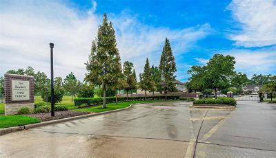 Houston Condo/Townhouse For Sale: 6634 Washforde Lane