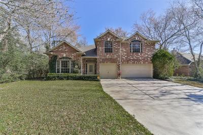 Magnolia Single Family Home For Sale: 7406 Ponderosa Drive