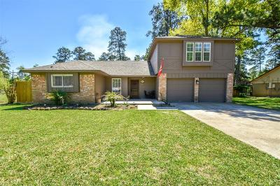 Conroe Single Family Home For Sale: 213 Sherbrook Circle Circle