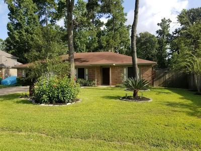 Spring Single Family Home For Sale: 3210 Falling Leaf Lane