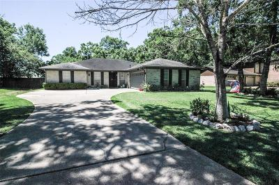 Alvin Single Family Home For Sale: 25 Finetta Lane