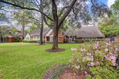 Houston Single Family Home For Sale: 631 Hunters Grove Lane