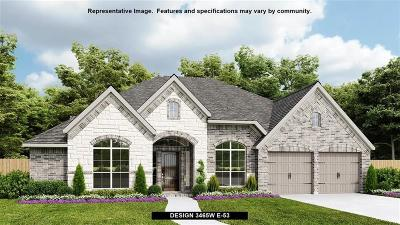New Caney Single Family Home For Sale: 23517 Red Juniper Lane