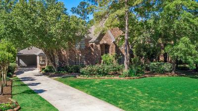The Woodlands Single Family Home For Sale: 23 Thunder Hollow Place