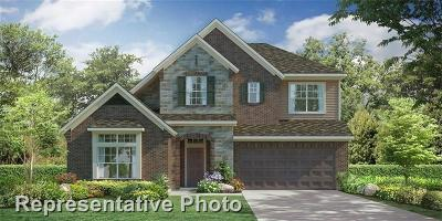 Tomball Single Family Home For Sale: 25015 Mountclair Hollow