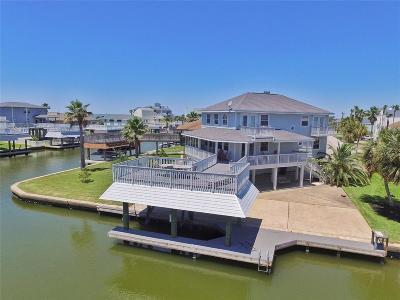 Galveston Single Family Home For Sale: 3215 Musket Lane