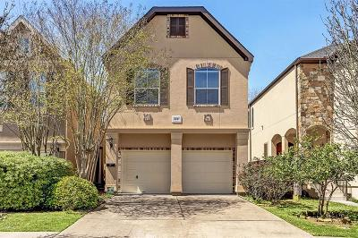 Bellaire Single Family Home For Sale: 128 White Drive