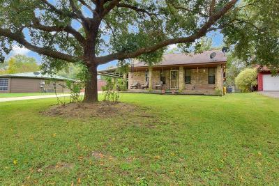 Trinity County Single Family Home For Sale: 131 S Oak Bluff Street