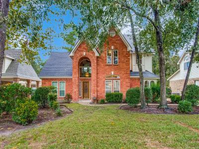 The Woodlands Single Family Home Option Pending: 36 Tanager Trail