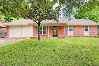 Houston Single Family Home For Sale: 6022 Dryad