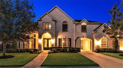 Pearland Single Family Home For Sale: 2603 Orchid Creek Drive