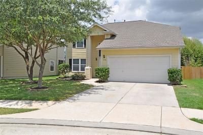 Harris County Rental For Rent: 11523 Moonlight Ridge Drive