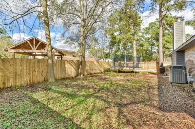 Spring Single Family Home For Sale: 2523 Fern Hill Drive