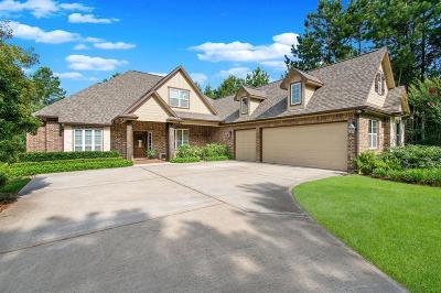 Montgomery Single Family Home For Sale: 11546 Sebastian's Run