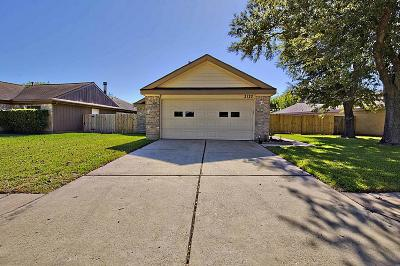 Sugar Land Single Family Home For Sale: 2122 Highland Hills Drive