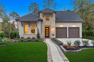 The Woodlands Single Family Home For Sale: 11 Cassena Grove Place