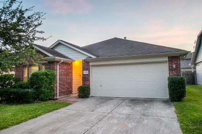 Tomball Single Family Home For Sale: 19003 Telford Way