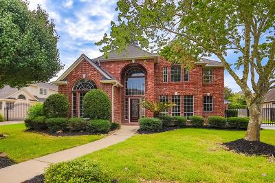 Single Family Home For Sale: 6211 Becker Line Drive