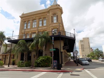 Galveston Condo/Townhouse For Sale: 2102 Post Office Street #6