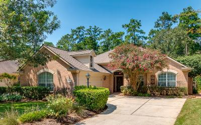 The Woodlands Single Family Home For Sale: 226 W Northcastle Circle