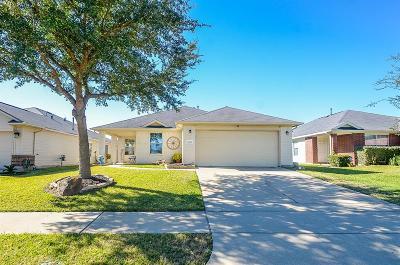 Cypress Single Family Home Option Pending: 15815 Sarasam Creek Court