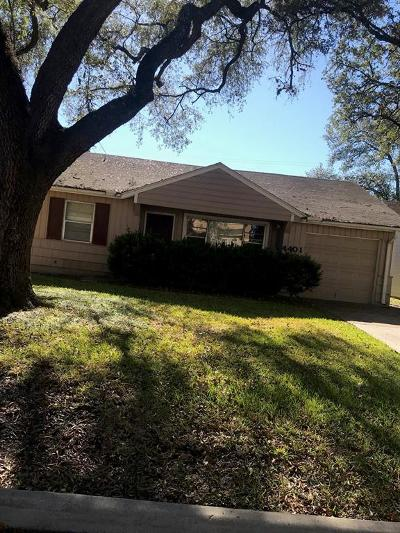 Bellaire Single Family Home For Sale: 4401 Effie Street
