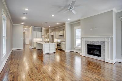 Houston Single Family Home For Sale: 1034 Ashland A