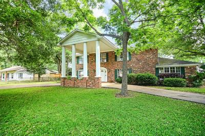 Tomball Single Family Home For Sale: 10030 Kleppel Road