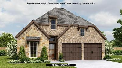 Katy Single Family Home For Sale: 6426 Shadowbrook Hollow Trail